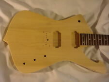 Unfinished RG Jem Guitar Body - Iceman - Hardtail - Fits RG Necks