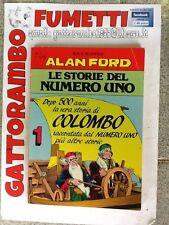 Alan Ford Le Storie Del Numero Uno N.1 Ottimo