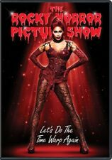 The Rocky Horror Picture Show: Let's Do the Time Warp Again (DVD,2016)