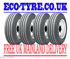 4X Tyres 185 R14C 102/100R 8PR House Brand Van F C 70dB (Deal 4 of Tyres)