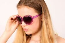 80s retro heart shaped sunglasses summer festival beach wear