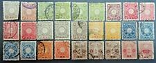 China Japan Japenese Post Offices in China Mounted Mint & Used Collection