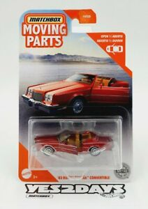 2020 Matchbox : 83 Buick Riverina Convertable : MOVING PARTS FWD43 : New Sealed
