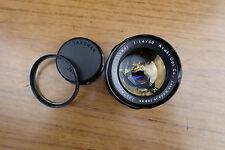 Asahi Pentax Super Takumar F1.4 50mm Lens M42 Screw Mount