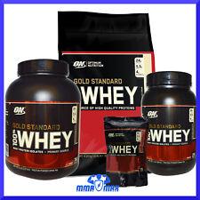 Optimum Nutrition Gold Standard 100 Whey Protein 5lb Amino Energy 270g Milk Chocolate Pineapple