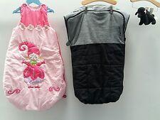 Baby Girls Bundle Sac de couchage poussette cosy Doublure VERTBAUDET < C2977