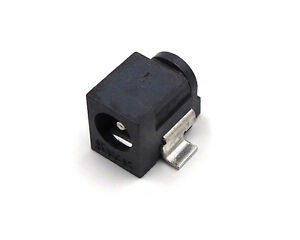 2PCS 5.5x2.1mm DC Power Jack Surface Mount SMD Connector ABS