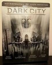 DARK CITY (1998) Blu-Ray France Exclusive Limited Ed. STEELBOOK Director's Cut