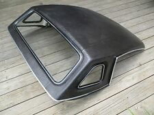 Snugtop by Custom Hardtops for Triumph TR250 and TR6 Nice Clean Hardtop !