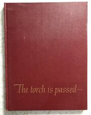 """""""THE TORCH IS PASSED"""" DEATH OF A PRESIDENT JFK MEM BOOK"""