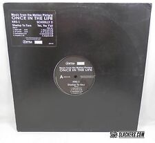 """KRS-1 Shadup Ya Face SPLIT 12"""" EP Yes Yes Y'all SCHOOLLY D Hip Hop ONCE LIFE OST"""