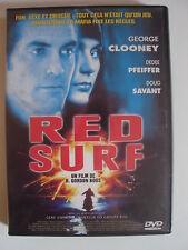 DVD RED SURF avec Georges Clooney, Dedee Pfeiffer et Doug Savant