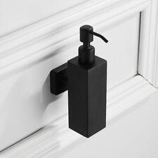 200ML Bathroom Soap Dispenser Liquid Shampoo Holder Stainless Steel Wall Mounted