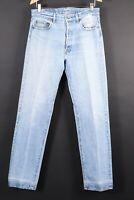 VTG 80s LEVI'S 501 XX Button Fly Denim Jeans USA Mens Size 34x38 Actual (32x36)