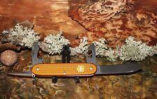 Victorinox Orange Alox Pioneer Swiss Army Knife Rare NIB!