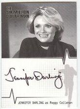 Six Million Dollar Man Auto Card A11 Jennifer Darling