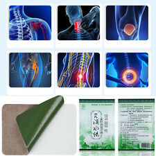 5Pcs Pain Relief Patch Medical Balm Plasters Heat Balm Plasters Muscle Back Pain