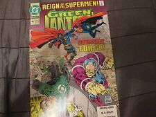 1993 October DC Comics Green Latern #46 Reign of the Superman - Never Been Read