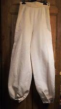 Pantalon/Sarouel en soie, marque Aganovich (haute couture), neuf.