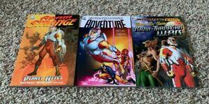 DC Comics TPB Lot-Adam Strange-Countdown to Adventure