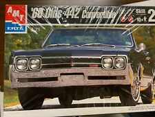 1966 Olds Oldsmobile 442 Convertible 1/24 AMT NEW Factory Sealed Box