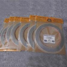 3 x Feather Fletching Tape Glue Archery Fletch Adhesive Arrow Tool 0.2//2//10000mm
