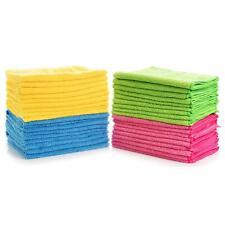 Hometex Microfiber Towels (48 pk., 4 colors)