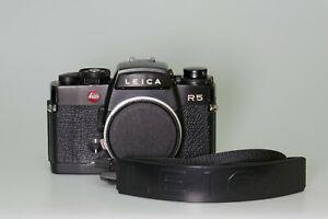 Leitz Leica R-5 Gehäuse schwarz