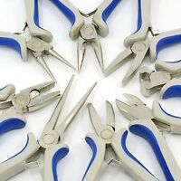 1 set Beading Bead DIY Crafting Wire Pliers Jewelry Finding Making Tools Sets