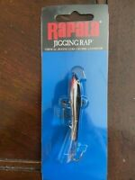 Rapala, Jigging Rap, Vertical Jigging Lure, Silver, 5/8 oz., W7 S