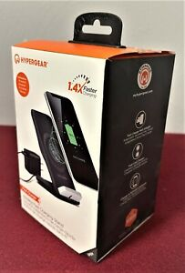 """📱 Hypergear """"WIRELESS FAST CHARGING STAND"""":  New In Box:  """" FREE SHIPPING """" 📱"""