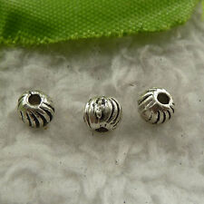 free ship 1160 pcs tibet silver nice spacer 4mm #4263