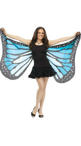 One Size Fits Most Womens Soft Butterfly Wings, Butterfly Costume