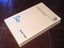 1982 Cessna 340A Pilot's Information Manual