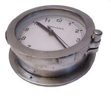 LARGE - SHIP'S  Clock – Marine WALL Clock – MARITIME / BOAT / NAUTICAL(5233B)