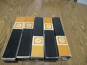 LOT  FIVE Vintage ARGUS 80 Capacity 35mm Photography SLIDE Magazine TRAY Holders
