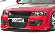 "RDX Stoßstange VW Passat 3B ""GTI-Five"" Front Schürze Vorne Spoiler"