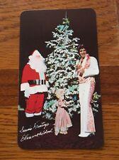 Elvis Presley 1978 Wallet / Pocket Calendar Original RCA Promo *Mint Condition*