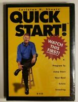 Carleton Sheets Quick Start Program to Jump Start Your Real Estate Investing DVD