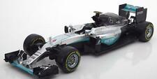 Bburago 1:18 Mercedes Benz AMG Petronas F1 FW07 Hybrid NICO ROSBERG #6 Model Car
