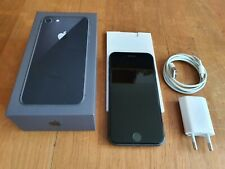 Apple iPhone 8 - 256GB - Space Grau - Erstbesitz - makellos