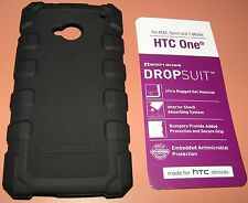 Body Glove DropSuit Case HTC One M7, AT&T, Sprint, & T-Mobile, one pie