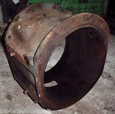 Cloche embrayage boîtier de Hanomag Brillant 600 Tracteur Ancien