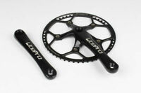 Litepro Set Mountain Bike Crankset Chainring Folding Road Bicycle 170mm 130BCD