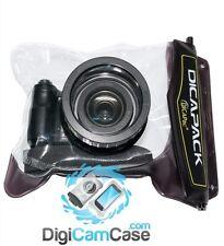 DiCAPac WP-H10 wasserdichte Schutztasche für DMC FZ 38 / DSC H50 / Coolpix L830