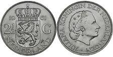 Netherlands - 2½ Gulden 1961
