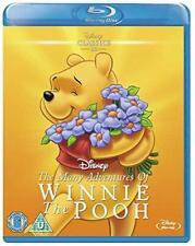 Many Adventures of Winnie the Pooh [Blu-ray] [Region Free], Good DVD, ,