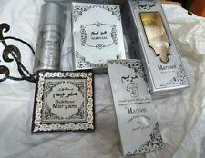 PACK MARYAM lotion bakhoor vaporisateur parfum misk