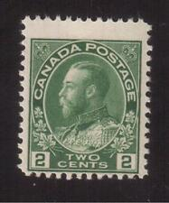 "CANADA 1922 MINT NH #107, KING GEORGE V ""ADMIRAL"" ISSUE !!  A61"