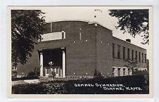 GEMMEL GYMNASIUM, OLATHE: Kansas USA postcard (C11963)
